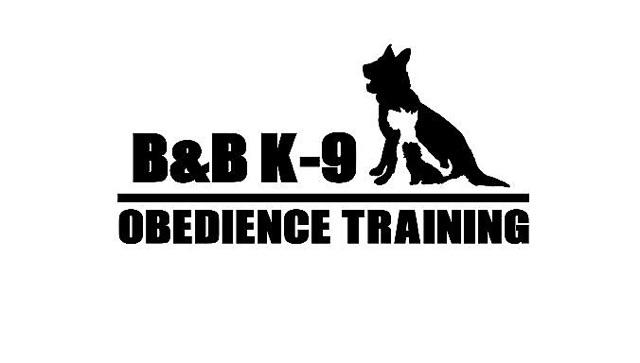 B&B K9 Logo